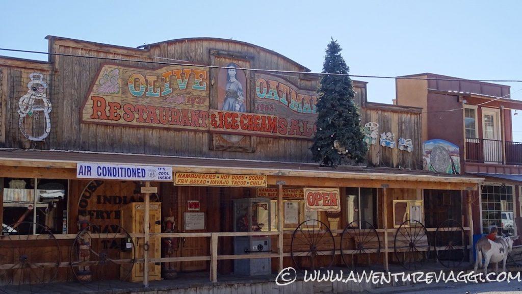 Oatman wild West
