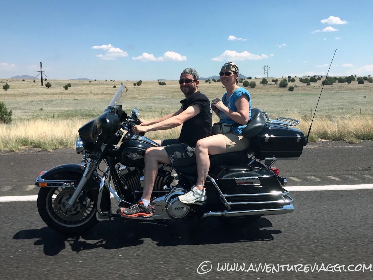 Route66, vivere un giorno alla Easy Rider