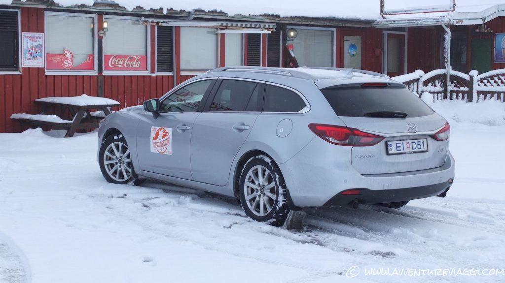A&V-mobile in Islanda