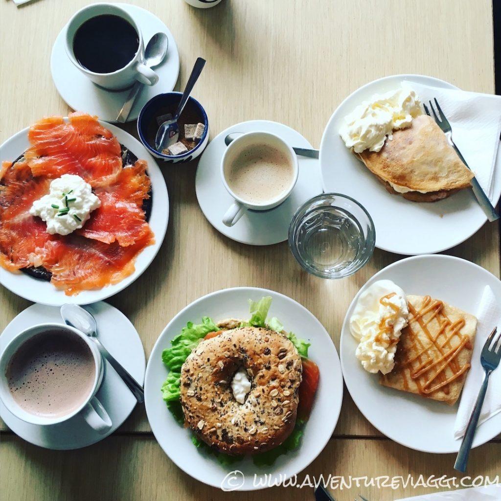 colazione Islanda A&V