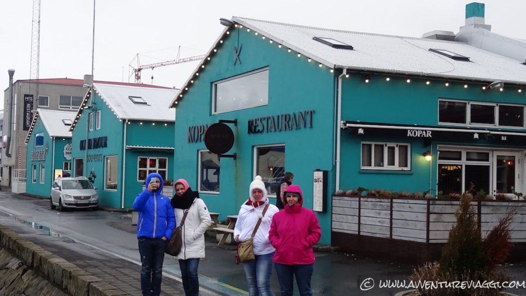 porto Reykjavik Islanda 2016 A&V