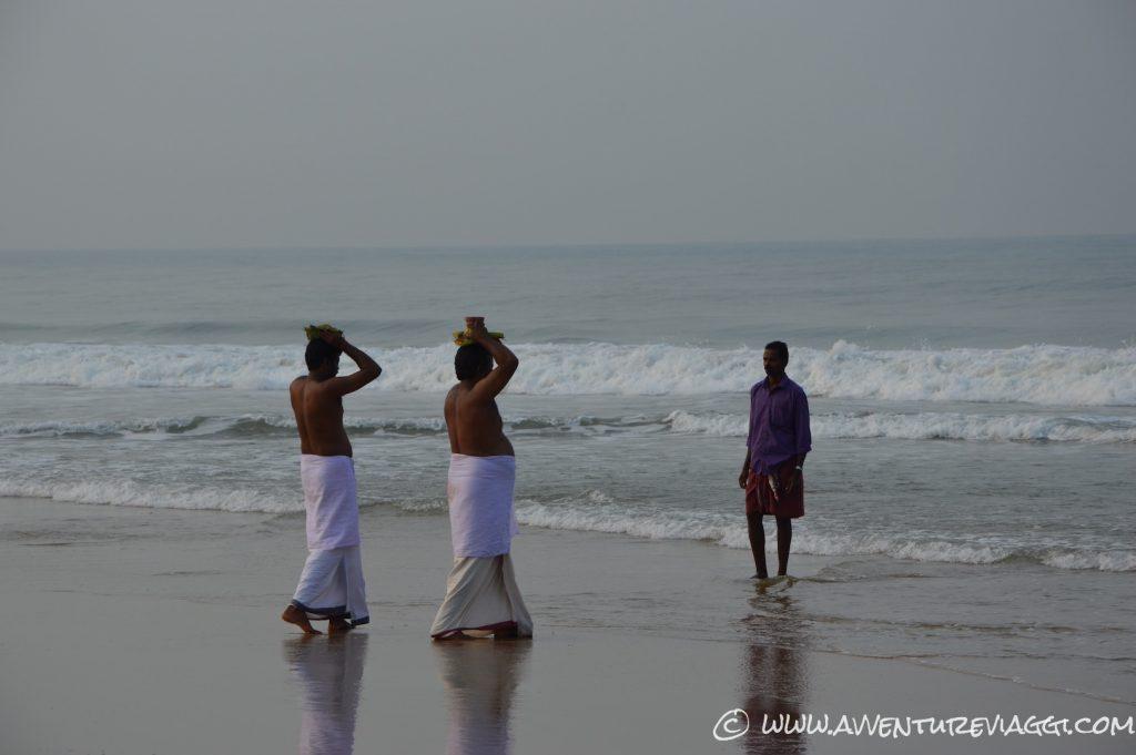 cerimonie varkala beach