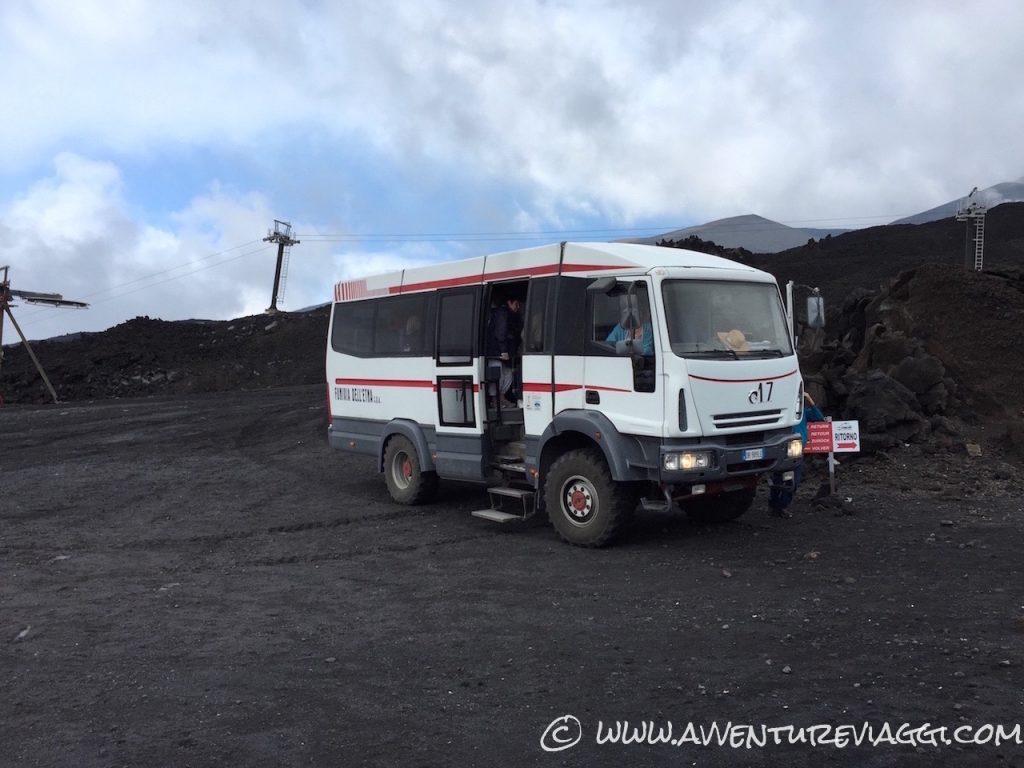 jeep escursioni etna