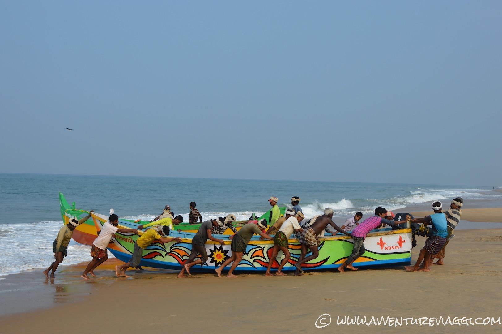 India del Sud: Tamil Nadu e Kerala zaino in spalla