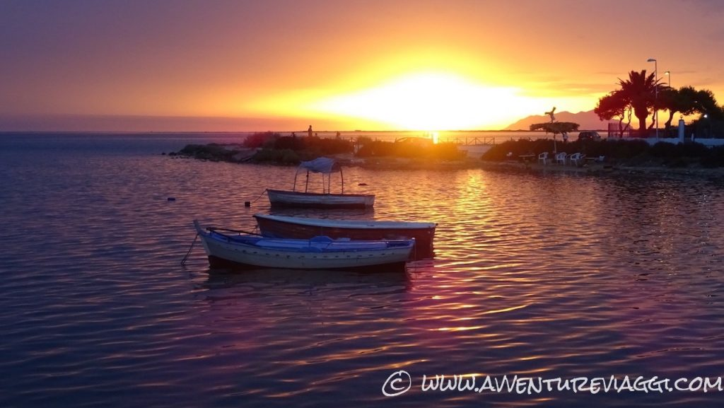 sunset Marsala