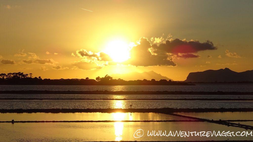 tramonto a marsala